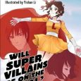 Today is the day! Yup, Will Supervillains Be On the Final? is out in fine bookstores everywhere. Don't know about this new graphic novel from Naomi? Click HERE! And to […]