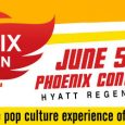 Naomi is attending the 2014 Phoenix Comicon June 5-8, 2014! She isn't the only one. Phoenix, Arizona is going to be flooded with talented people, with dozens of celebrities, dozens […]