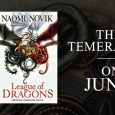 Information about <strong>League of Dragons</strong>, the final Temeraire novel!