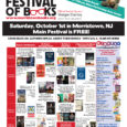 Naomi is attending the Morristown Festival of Books in Morristown, NJ on October 1st!