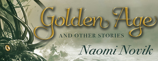 Subterranean Press and Naomi Novik have announced Golden Age, a new Temeraire collection inspired by fan art! Pre-order details here!