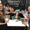 Naomi Novik will periodically stop by Book Culture in NYC to sign books for those of you who pre-order them. Details here.